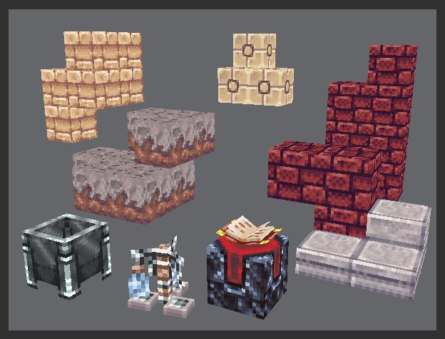 Eldpack - a Minecraft texture upgrade